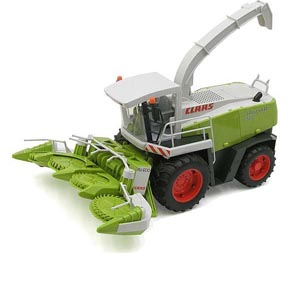 Bruder Self Propelled & Harvest Machines
