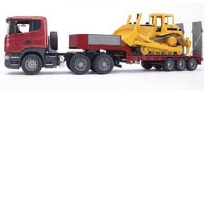 Bruder Earth Moving Equipment / Construction