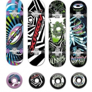 Scooters, Skateboards, Skates & Accessories