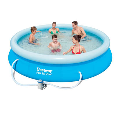 Beliebt 12ft Fast Set Pool with Pump - The Outdoor Toy Centre VR41