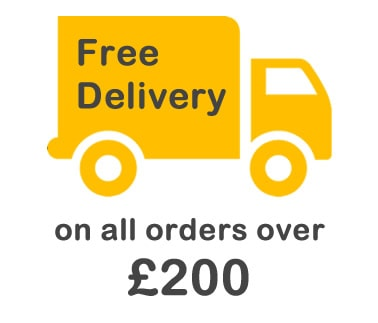 Free Delivery on all orders over £200 at The Outdoor Toy Centre!
