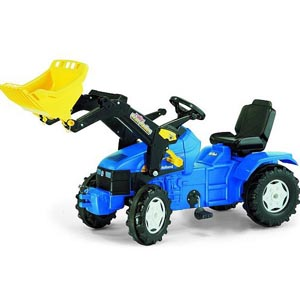 Rolly Toys Pedal Tractors