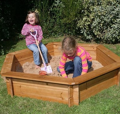 Sandpits and Mud Kitchens