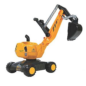 Rolly Toys - Rolly Excavators