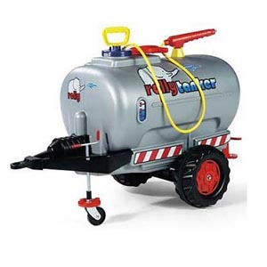 Rolly Toy Trailers and Rear Attachments