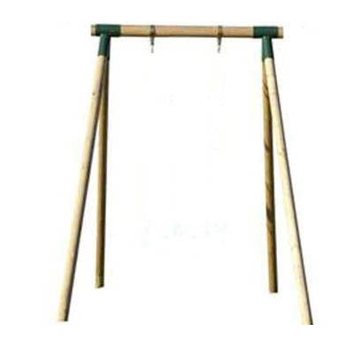 Countrywood Single Swing Frame - The Outdoor Toy Centre: TP Climbing ...