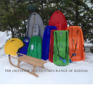 Toboggans and Sledges