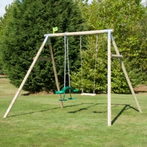 Wooden Swing Frames