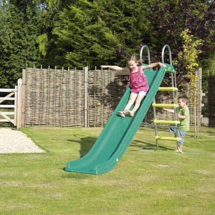 Tp Rapide Slide With Stepset The Outdoor Toy Centre
