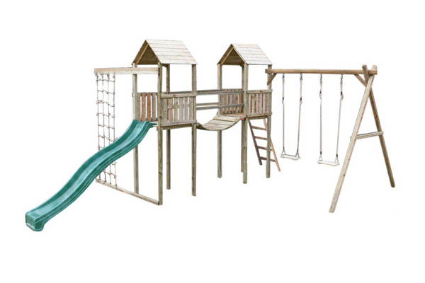 All Action Climbing frames - The Outdoor Toy Centre: TP Climbing ...