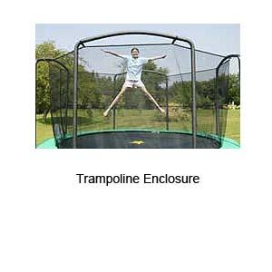 jumpking trampoline enclosures