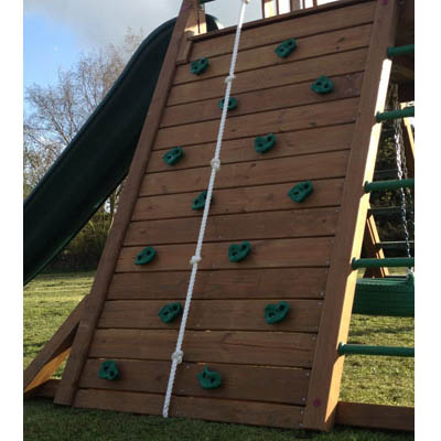 1.5m/ 5ft Rock Climbing Wall - The Outdoor Toy Centre