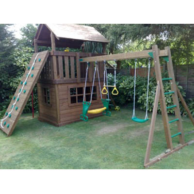 Creative Playthings Lexington And Swing Set 3