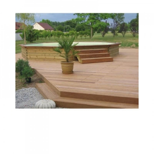All Wooden Swimming Pools - The Outdoor Toy Centre