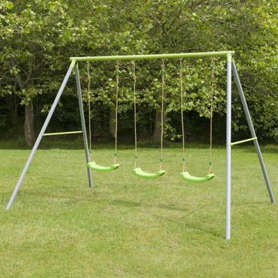 tp activity toys childrens triple metal swing - Metal Swing Frame