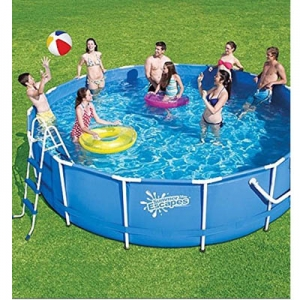 Garden Leisure 12ft X 36 Quot Steel Framed Above Ground Pool